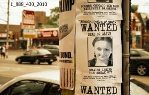 """""""WANTED MANIPULATIVE MANDY FOR BARELY LEGAL PHONE SEX"""""""