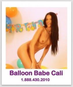 Balloon Babe