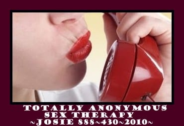 sex therapy phone sex